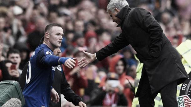 Rooney vuelve a enfrentar al Manchester United   Foto: Premier League