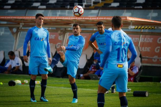 Foto: Vinnicius Silva / Cruzeiro