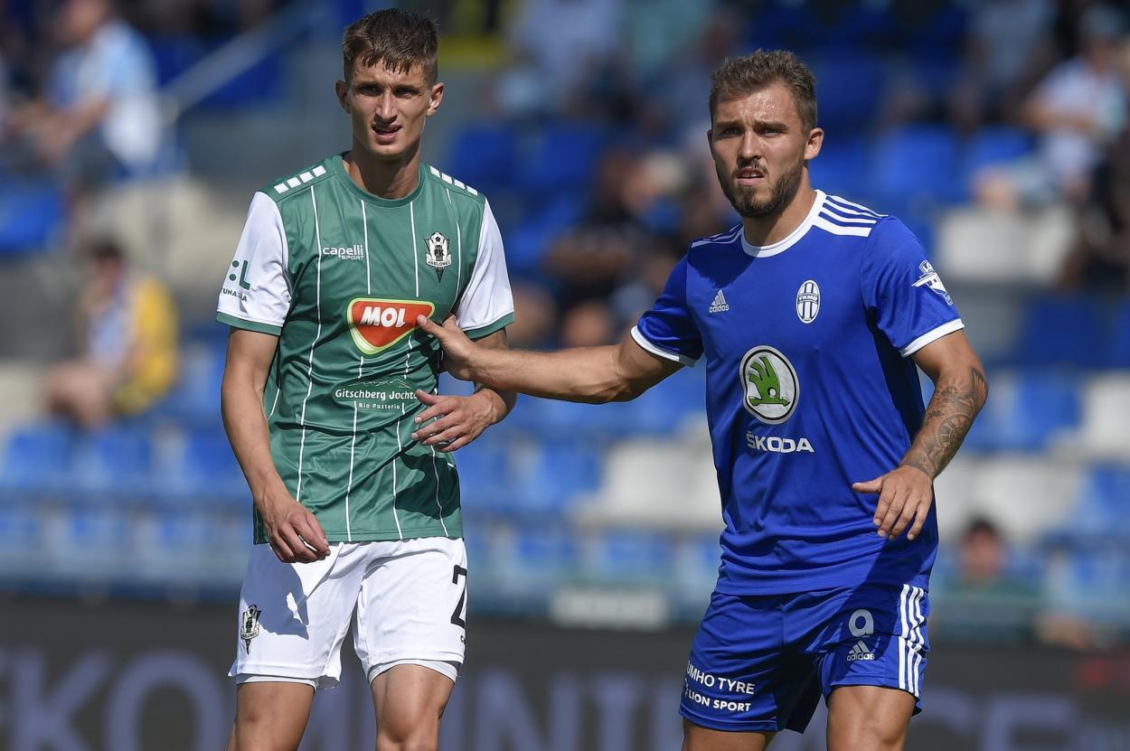 Photo of Mladá Boleslav vs Jablonec, Czech League // Source: FK Jablonec