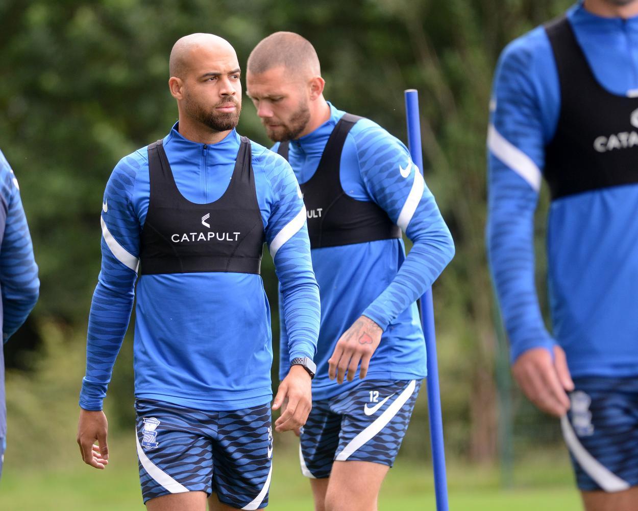 Birmingham City training photo // Source: Birmingham City