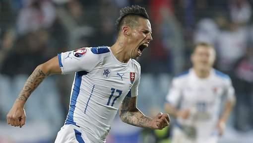 Hamsík é a grande estrela da equipa (Foto: Evergol)