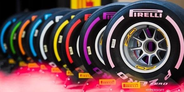 Foto: Twitter oficial de Pirelli. Pirelli Motorsport