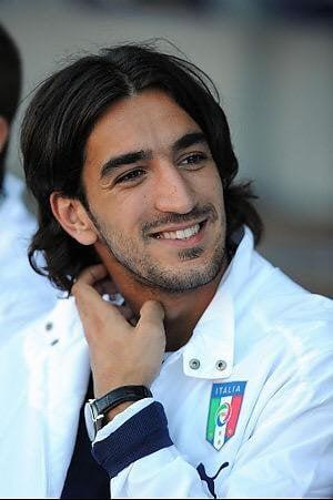 Piermario Morosini antes de un partido con la selección sub-19   Foto: Getty Images