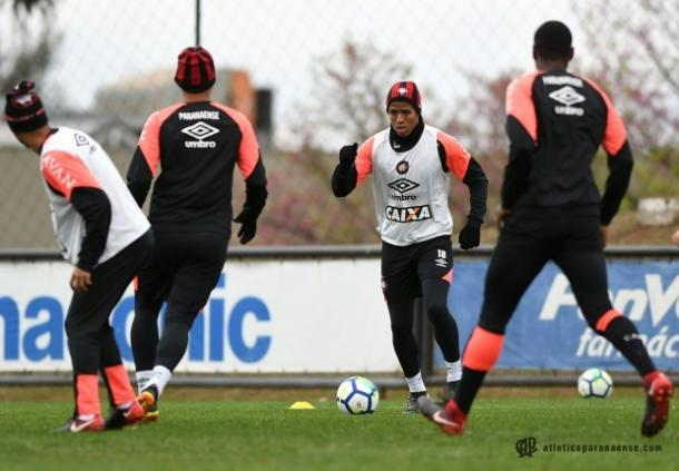(Foto: Fábio Wosniak / Clube Atlético Paranaense)