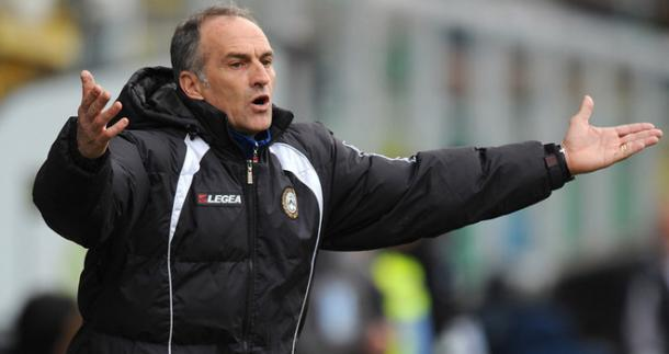 Guidolin has faced Arsenal in the past, as Udinese manager. | Photo: Sky Sports