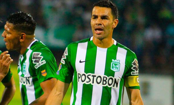 Nájera es el tercer capitán del equipo, según Reinaldo Rueda el que más consejos da al grupo. | Foto: AS