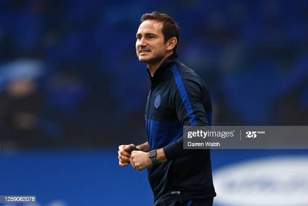 Frank Lampard has done a good job since returning to manage Chelsea. | Photo: Getty Images