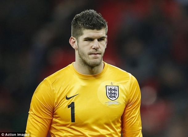 Forster will miss the chance to add to his cap collection. Photo: Daily Mail