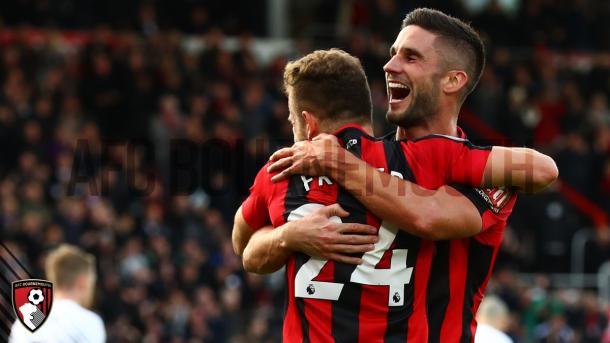 El Bournemouth empató a 1 ante el Southampton en la última jornada | Fotografía: AFC Bournemouth