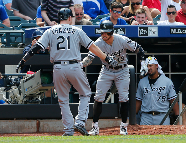 Todd Frazier hit his league-leading 17th home of the season in the Chicago White Sox's 2-1 victory over the New York Mets. | Photo: Rich Schultz/Getty Images