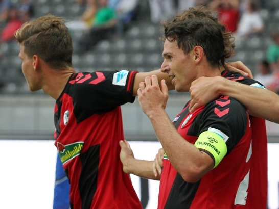 Freiburg believed they had found an equalizing goal three minutes into added time. | Photo: Bild