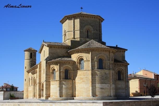 Iglesia de San Martín de Tours de Fromista (Palencia). Imagen: AlmaLeonor (VAVEL)
