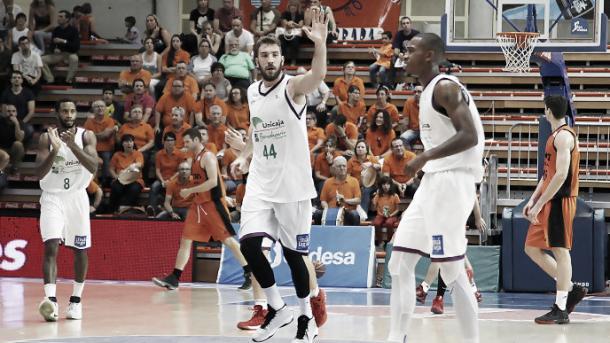 Unicaja firmó un partido prácticamente perfecto en Fuenlabrada | Foto: ACB.