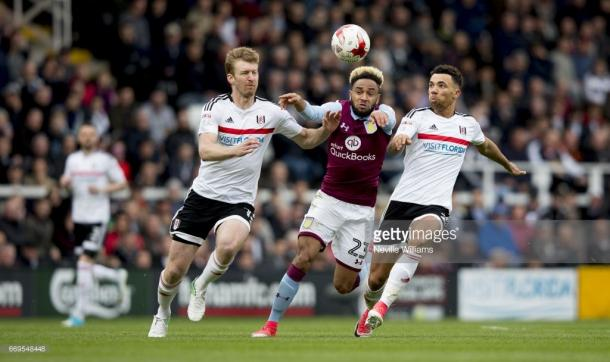 Fulham were able to dispatch of Aston Villa this week. Source - Getty Images.