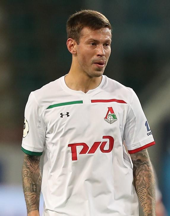 Fyodor Smolov
