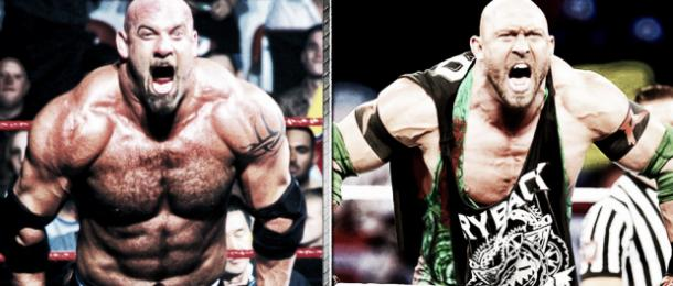 Ryback was always compared to Goldberg during his WWE career. Photo-WrestlePundit.org