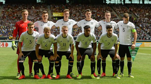 Can Germany turn it around against Portugal? | Image credit: DFB.de