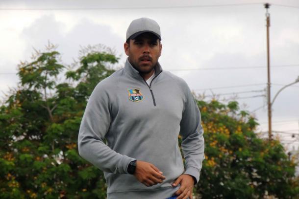 Daniel Farías // FOTO: ZULIA FC