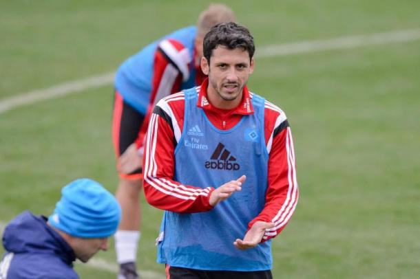Kacar will be hoping to show HSV what they're missing. | Image source: web.de