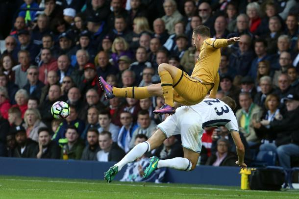 Janssen y Dawson. Foto: Sky Sports