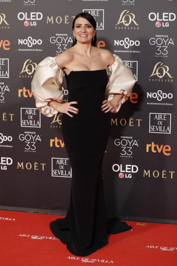 Silvia Abril en los Goya | Foto: GTRES