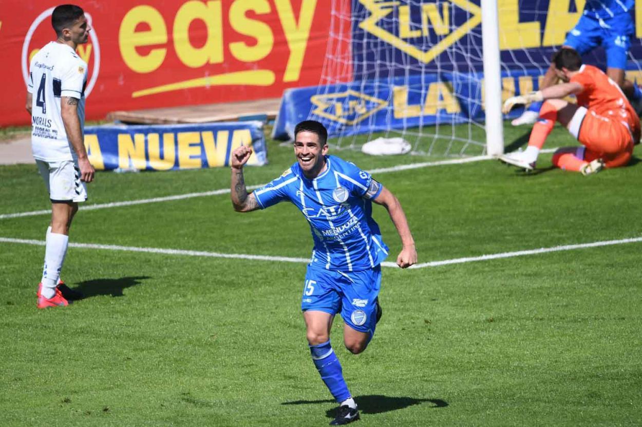 Damián Pérez, lateral experimentado del Tomba. Foto: Web.