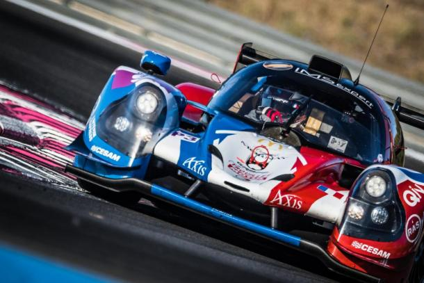 Graff Racing vence na LMP3. (Foto: IMSA)