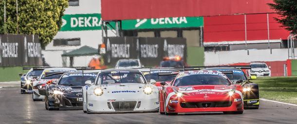 Próxima prova será no dia 18 de Junho em Le Mans. (Foto: ELMS)