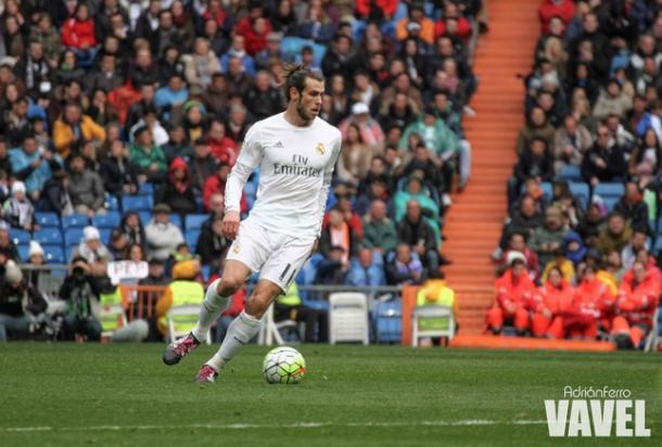 Regreso de Bale. Vía: Adrián Ferro VAVEL