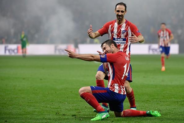 Capitão Gabi fechou a conta em Lyon: meia não marcava desde 2015 (Foto: Philippe Desmazes/AFP/Getty Images)