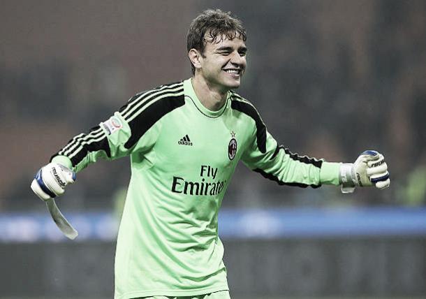 Sem ter muitas oportunidades, Gabriel deve deixar o Milan nesta temporada (Fonte: Getty Images)