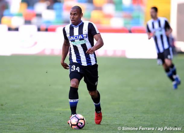 Gabriel Silva è vicino al Panathinaikos. Fonte: www.facebook.com/UdineseCalcio1896