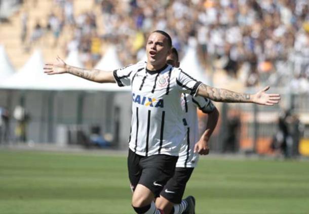 Cria do Corinthians, Gabriel Vasconcelos pode estrear no JEC (Foto: Danny Cesare/Agência Corinthians)