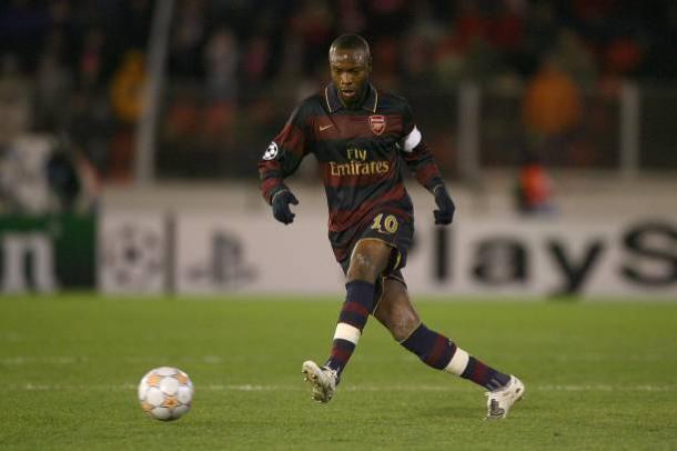Gallas ficou conhecido por ser o zagueiro da camisa 10 no Arsenal (Foto: Nick Potts – Empics/PA Images via Getty Images)