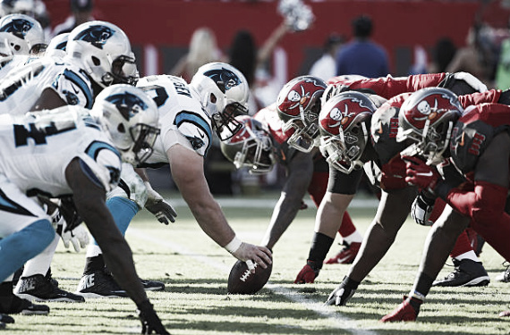 As the rest of the division continues to improve, the Panthers are hoping to return to contention of the NFC South title. (Photo courtesy of Joe Robbins via Getty Images)