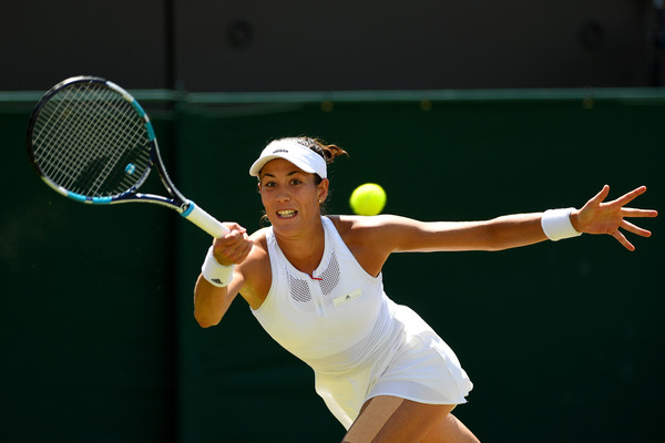 The win proved pivotal for Muguruza, who went on to hoist the trophy | Photo: Shaun Botterill/Getty Images Europe