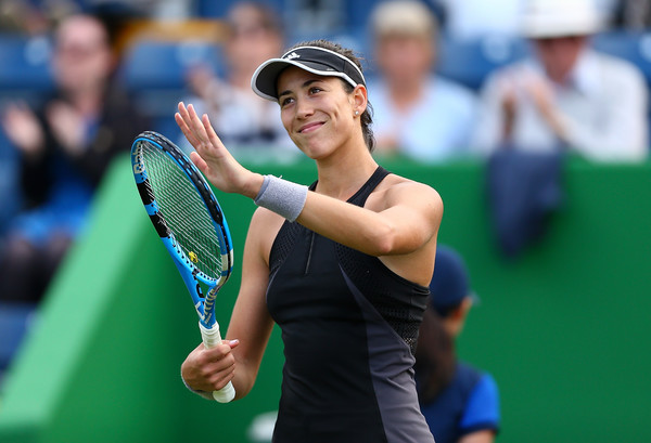 Garbine Muguruza failed to find her form since May | Photo: Jordan Mansfield/Getty Images Europe