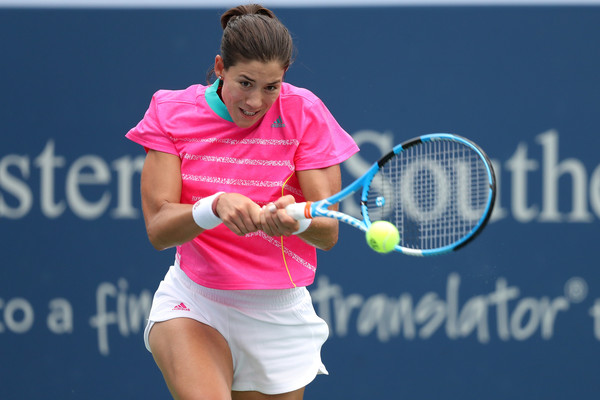 Garbine Muguruza is on a two-match losing streak | Photo: Matthew Stockman/Getty Images North America