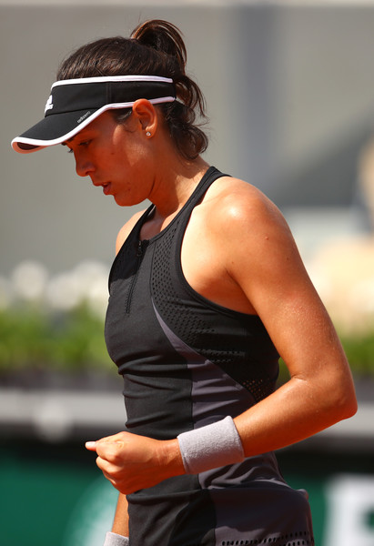Garbine Muguruza will now face Samantha Stosur in the third round, a repeat of their semifinal clash back in 2016 | Photo: Cameron Spencer/Getty Images Europe