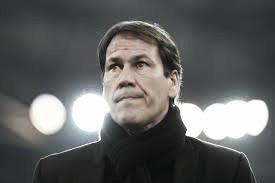 Rudi García, entrenador del Marsella. Foto: OM.