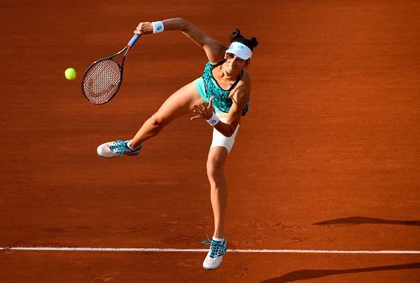 García Pérez estreou em grand slams, mas não foi páreo para Wozniacki na segunda rodada
