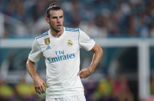 Gareth Bale during Real Madrid's current USA tour   Source: Robbie Jay Barratt - AMA/Getty Images
