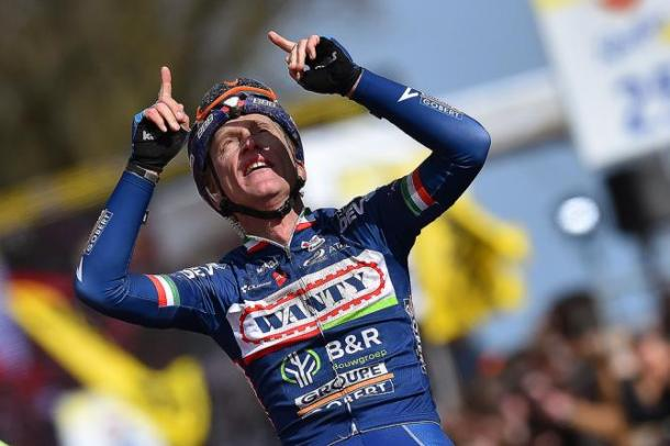 Gasparotto won his second Amstel Gold race last Sunday / Cycling News