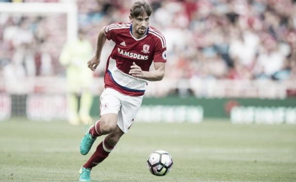 Gaston Ramirez scored seven goals on loan at Boro last season | Photo: Getty Images