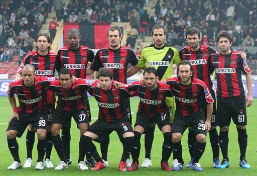 Equipo turco del Gaziantespor. Fuente: gaziantep27.net