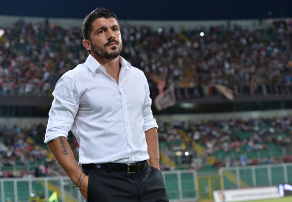 Gattuso. Fonte foto: Getty Images.