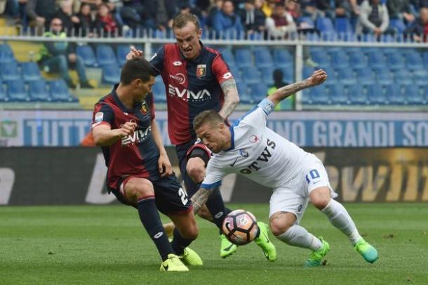 Genoa travolto 3-0 ad Udine, ore contate per Mandorlini