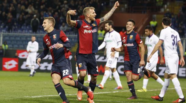 Genoa-Fiorentina 1-0, tuttosport.com