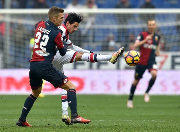 Genoa-Crotone 2-2, sportal.it