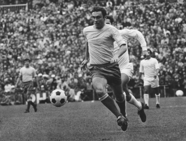 Germán Dévora, leyenda de la UD durante los 60 y 70 | Fotografía: UD Las Palmas
